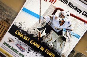 Promotional Poster for Hockey