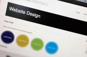 Website and Ecommerce Design